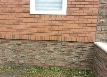 Brickface & Stoneface