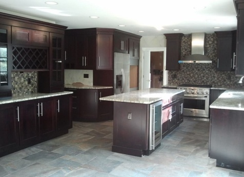 Kitchen Remodeling in Manalapan New Jersey