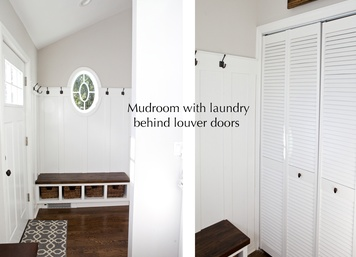 Mudroom & Laundry Room Design