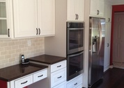 New Kitchen Cabinets in Bergen, NJ