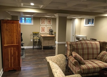 Basement Remodeling in Pompton Plains, NJ