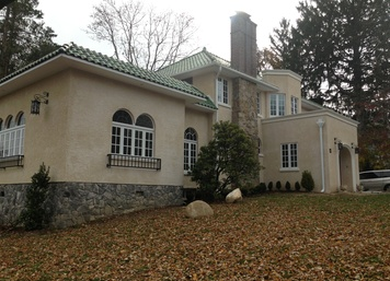 Traditional Stucco in Westchester, NY