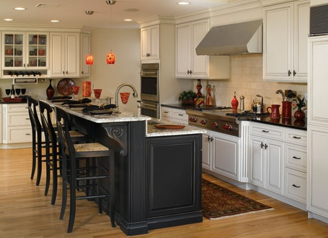 Custom Kitchen Cabinets in New Jersey