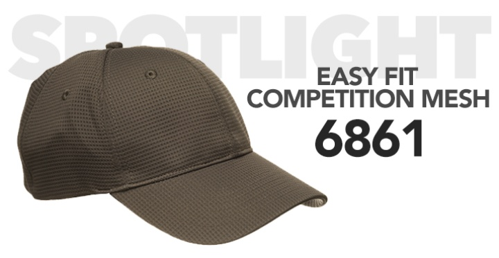 Product Spotlight: Easy Fit Competition Mesh