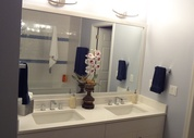 Custom Bathroom Vanity in Manasquan, NJ