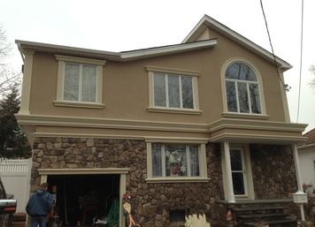 Hardcoat Stucco in Staten Island, NY