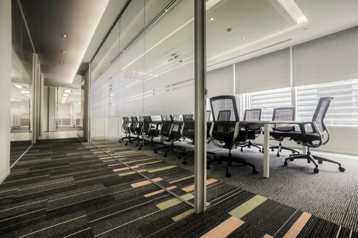 How To Use Decorative Film Around Your Office Today
