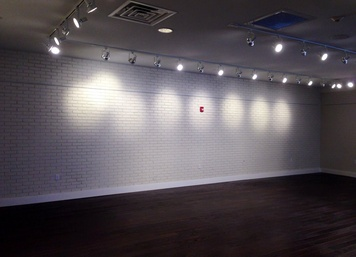 Commercial Indoor Brickface - Basset Furniture Store