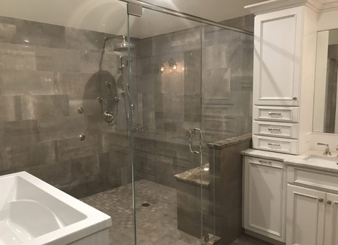 Bathroom Remodeling in Marlboro, New Jersey