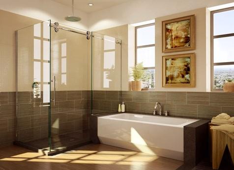 Frameless Shower Enclosures New Jersey