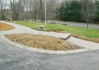Wishbone walkway