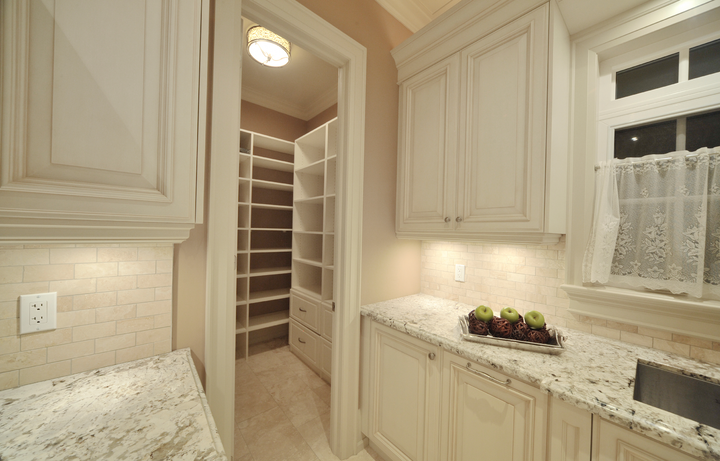 The Power of a Walk-In Pantry- 5 Reasons to make this your next project!