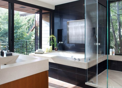 NJ Bathroom Cabinets / Bathroom Remodeling Contractor