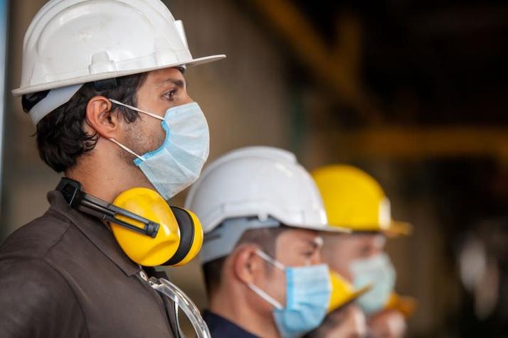 Covid-19 Safety Protocols at LA Design + Construction