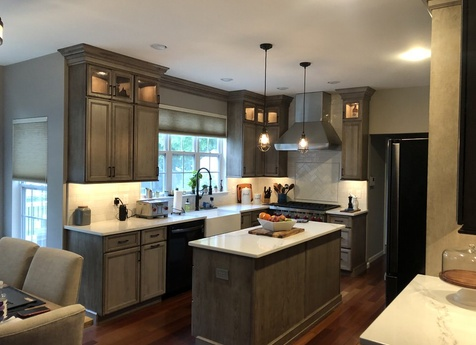 Kitchen Remodeling Contractor in New Jersey