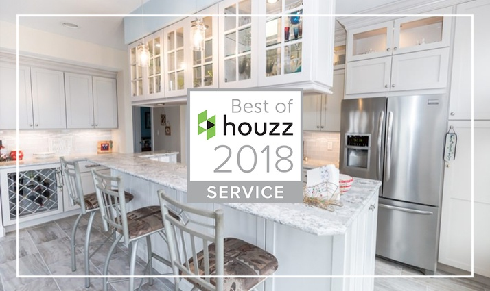 Alfano Renovations, Top NJ Remodeling Company, Awarded Best Of Houzz 2018