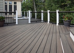 Custom Deck Builder in Morris County, NJ