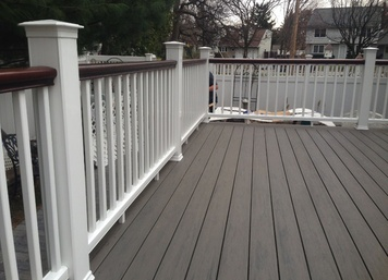 Deck Builder in Morris County, NJ