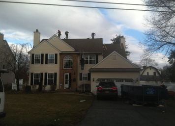 Roofing Companies in Essex, NJ