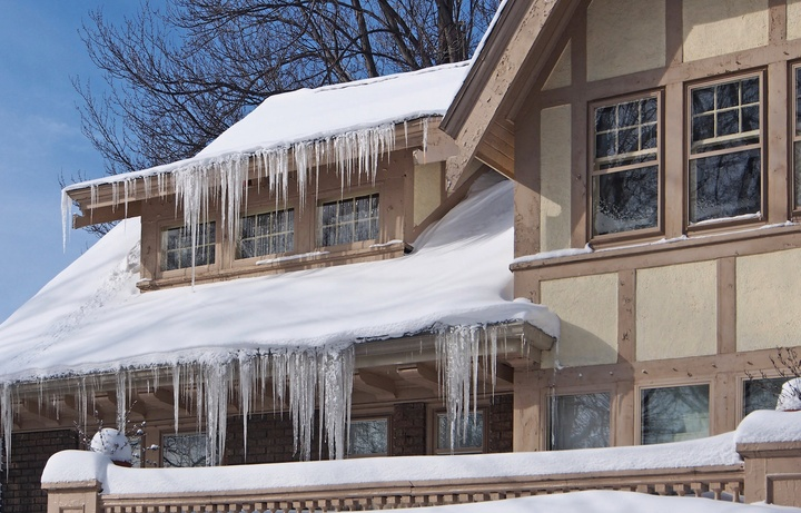 Preparing For Another Winter? Protect Your Roof From Ice Dams!