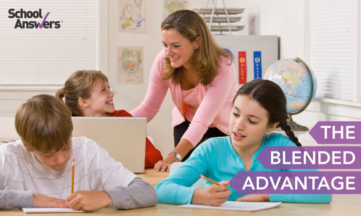 Blended Learning and Your Child
