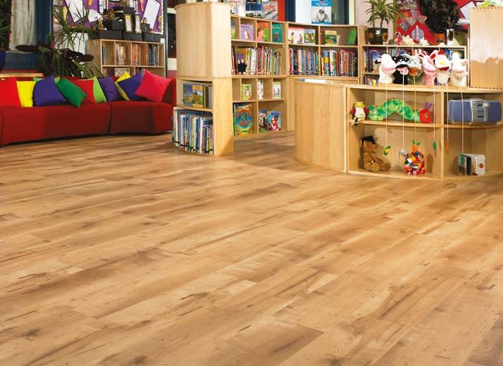Style: Van Gogh (VGW71T Reclaimed Maple) by Karndean Design Flooring