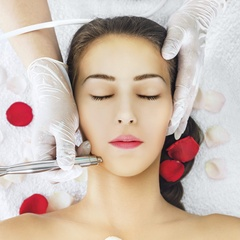 Medical Grade Microdermabrasion