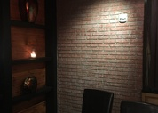 Jersey City - Interior Brickface Wall
