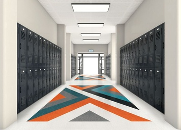 Style: VCT by Armstrong Flooring