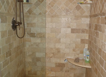 Custom Bathroom Remodel in Manalapan, NJ