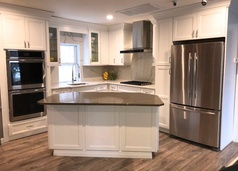 WCK Kitchen Remodeling Showroom in New Jersey