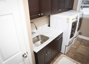 Custom Laundry Room Cabinets in Monmouth County NJ