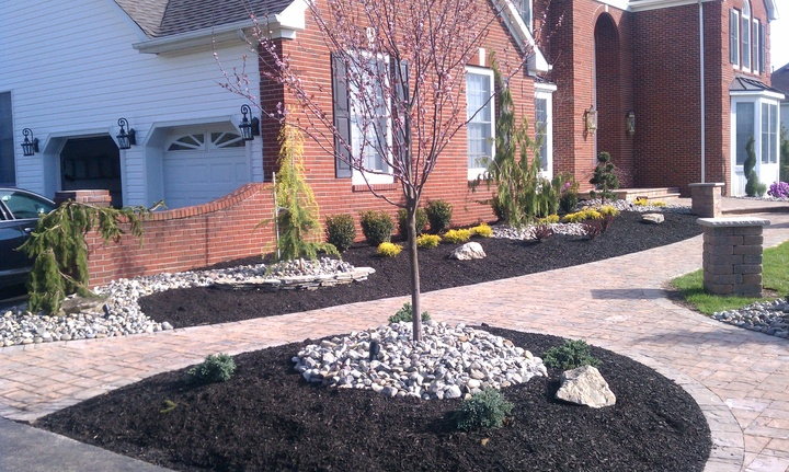 Spring Mulching Monmouth County