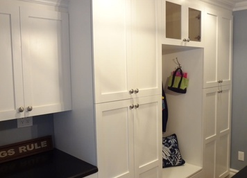 Laundry Room Built In Colts Neck, New Jersey
