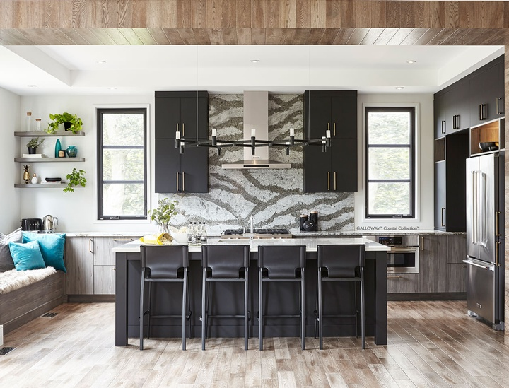 3 Most Popular Finishes for Countertops