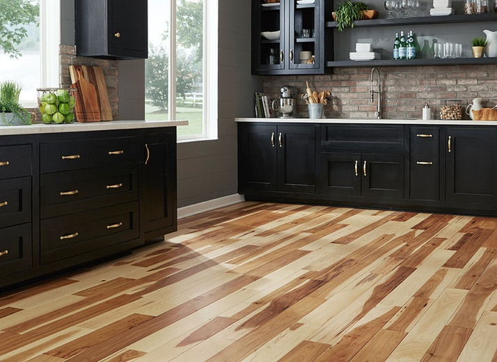 Style: Nature Engineered Hickory by Mullican Flooring