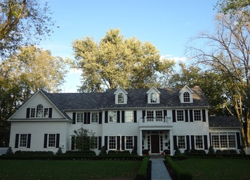 Custom Built Home in Shrewsbury, New Jersey