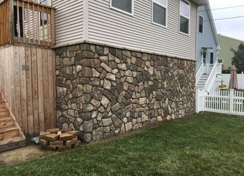 Cultured Stone in Port Monmouth, NJ (After)