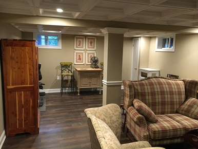 Fresh How to Finish A Basement Cheap