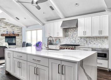 NJ Kitchen Remodeling by Alfano Renovations (732) 922- 2020