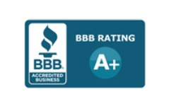 You can trust us, we're A+ on BBB!