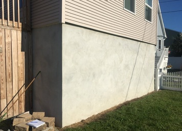 Cultured Stone in Port Monmouth, NJ (Before)