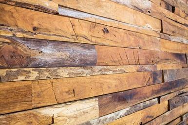 Trending: Horizontal Wood Paneling (Shiplap, Beadboard & V-Groove)