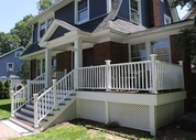 Porch Addition in Morris County, NJ