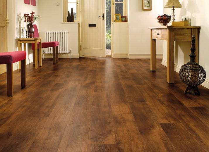 Style: Van Gogh (VGW70T Smoked Oak) by Karndean Design Flooring