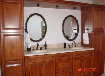 Custom Bathroom Remodel in Middletown, NJ