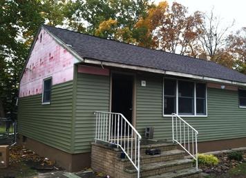 Siding Repair & Siding Replacement in Morris County, NJ