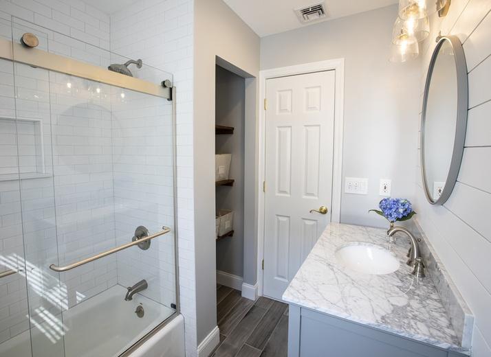 Renovating Bathrooms in Lincoln Park, NJ