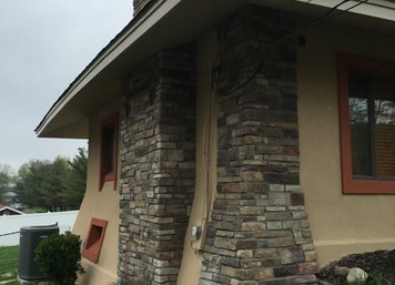 Hardcoat Stucco & Cultured Stone in Toms River, NJ (Ocean County)