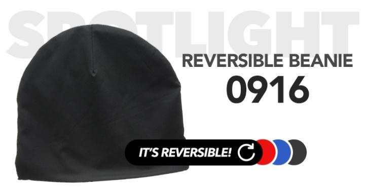 Product Spotlight: Reverse Knit Beanie